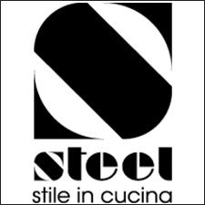 steel cucine logo